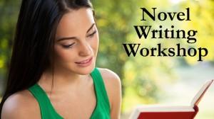 novel writing workshop logo