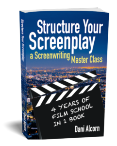 cover design for Structure Your Screenplay