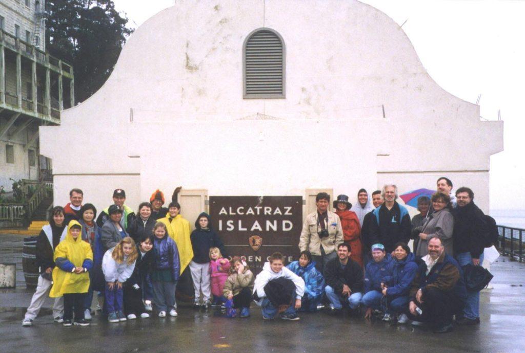 wedi alcatraz 1999