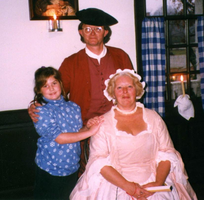 Miss Manderly 1998