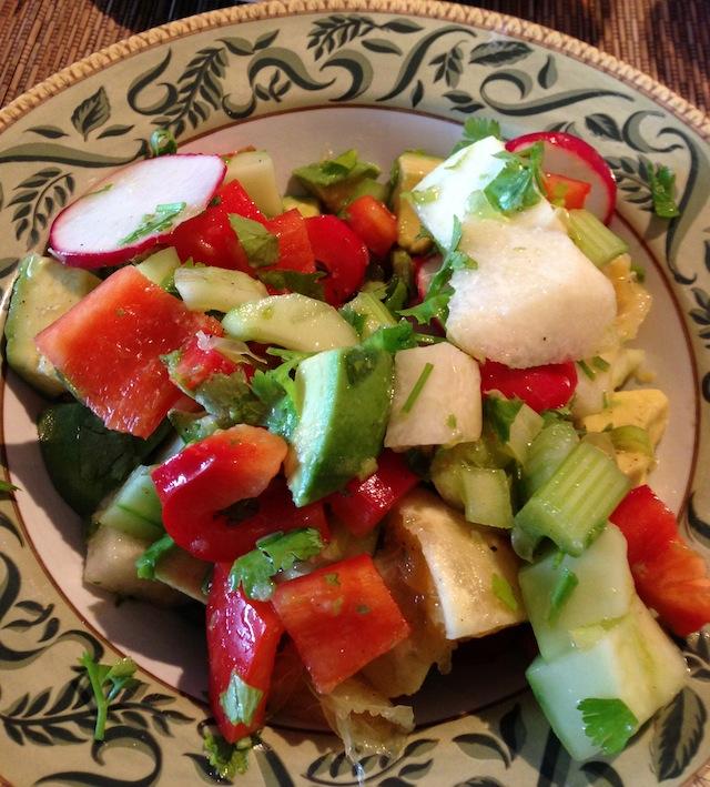 VegetableCeviche