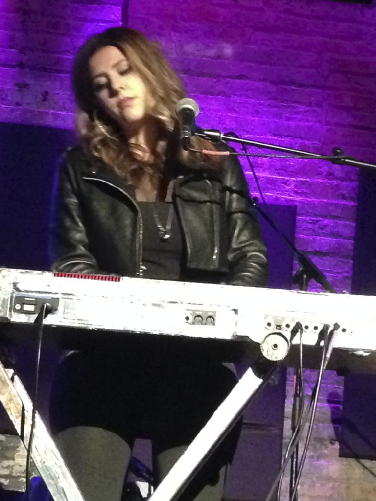 Jillette Johnson at SPACE