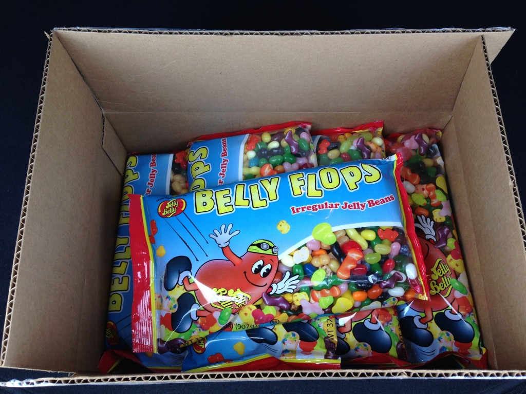 bellyflops