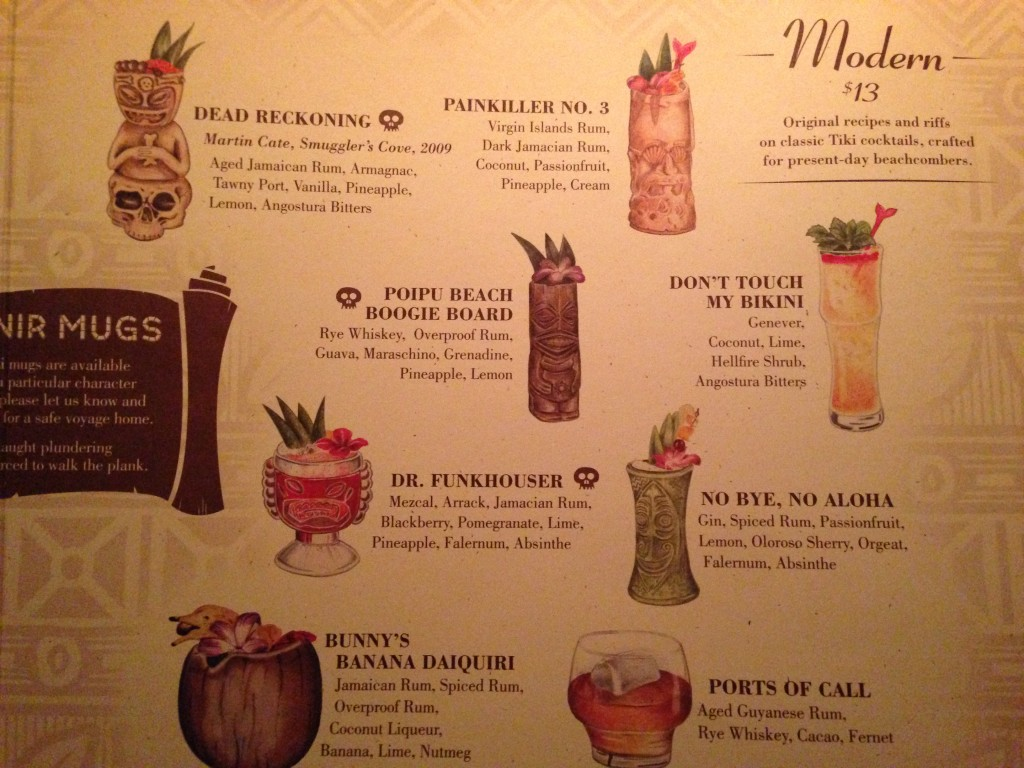 Modern Drinks