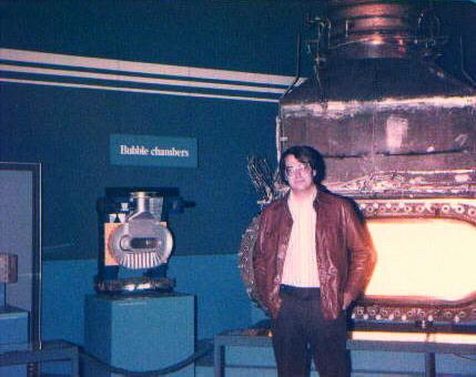 Bubble Chamber 1979