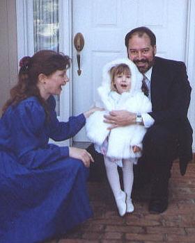 Danielle Baptism 93