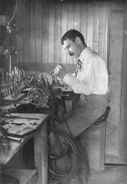 Hiram Hugunin 1898