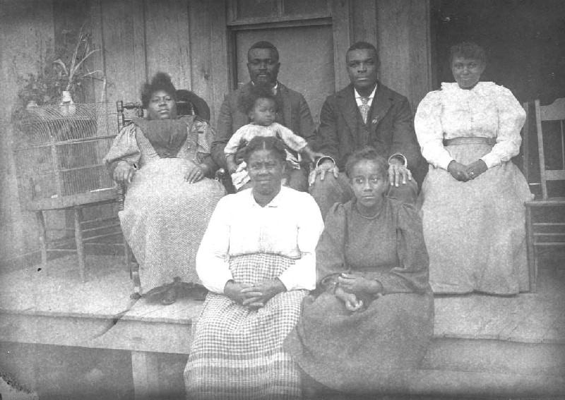 Hiram Maid Relatives