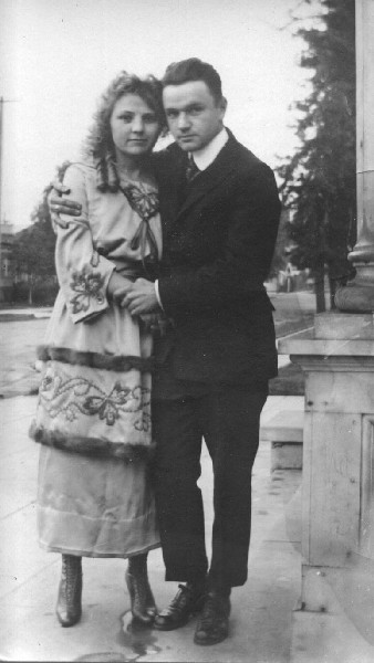 Lottie and Harry