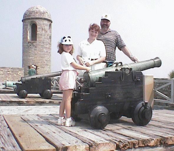 St. Augustine 1997