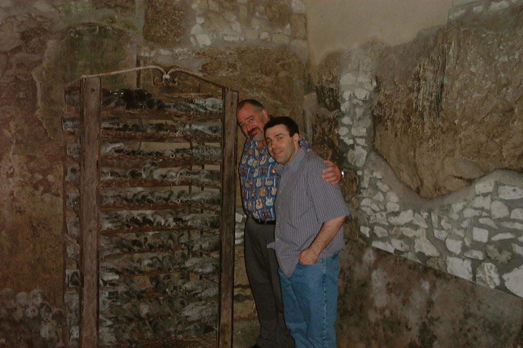 caves steve henry