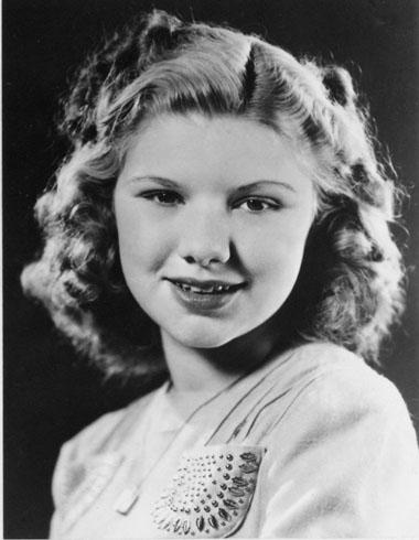 Marjorie Lee Hugunin, 1942