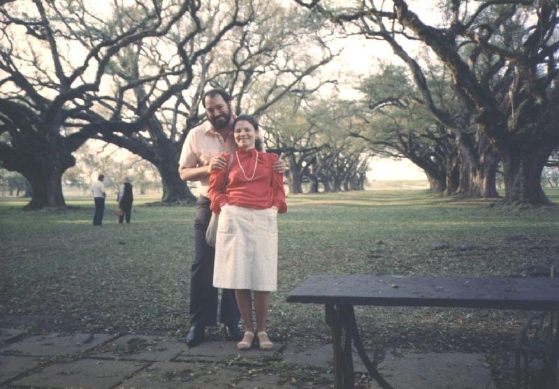 oak alley 1985