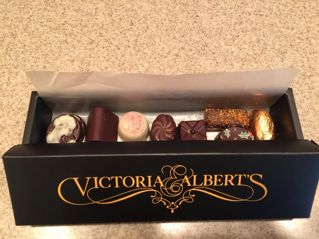 chocolates to go